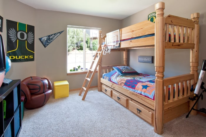 20 Lovely Boys Room Design Ideas