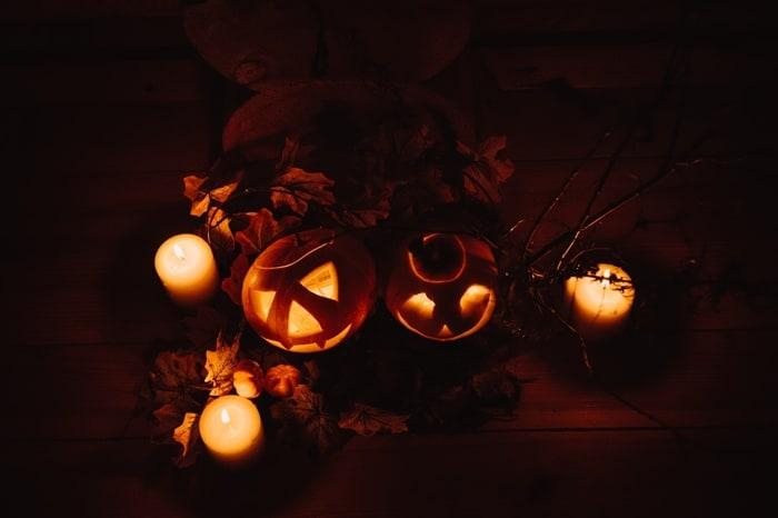 20 Creepy Halloween And Fall Ideas