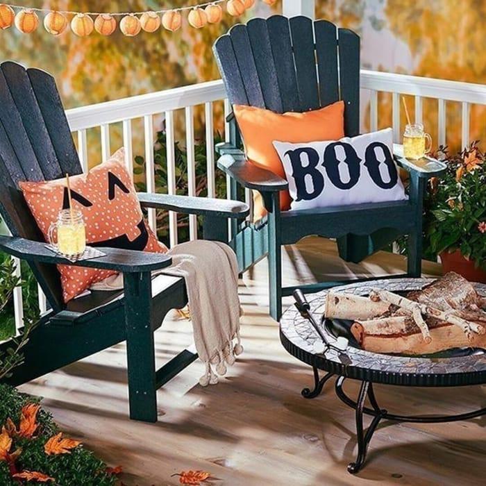 Halloween Themed Decor