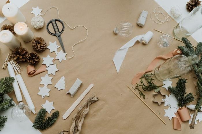20+ Modern Rustic DIY Christmas Ornaments Designs Ideas