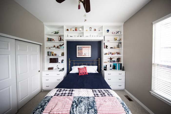 20 Gorgeous Interior Decoration For Small Bedrooms